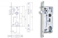Spynos mechanizmas K106A