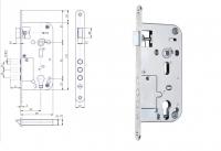 Spynos mechanizmas K114
