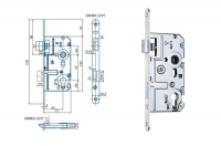 Spynos mechanizmas K221