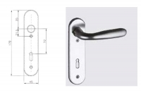 Durų spynos rankenos 112F2