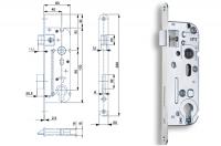 Spynos mechanizmas 0204A