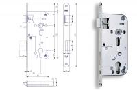 Spynos mechanizmas K113