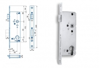 Spynos mechanizmas K450