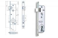 Spynos mechanizmas G223