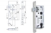Spynos mechanizmas K105